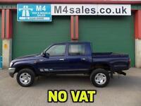 Toyota Hilux 280 d/cab 4x4. NO VAT