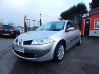 2006 Renault Megane 2.0vvt low mileage 12 month MOT *reduced* 5 door Hatchback