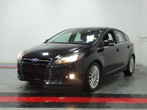 2012 Ford Focus Titanium   - Bucket Seats - UCONNECT - Heated Se