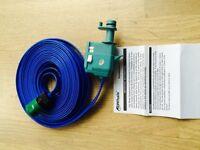 Water mains kit for caravan