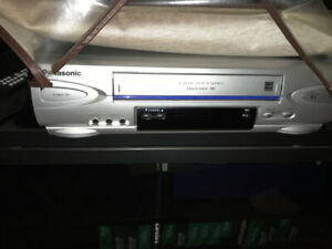 VCR & DVD MACHINES-EXCELLENT CONDITION-ONLY $50.00 EACH