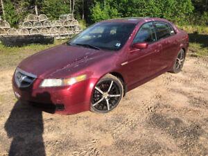 2004 Acura tl a-spec 6speed std