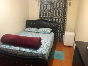 1 Bedroom Apartment Scarborough Rent Internet full furnished