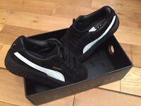 Creepers Puma Rihanna Full Black Unisex Shoes Trainers