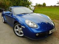 2011 Porsche Cayman 2.9 2dr Sat Nav! I £5000 Factory Options! 2 door Coupe