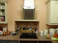 Kitchen Extractor Fan & Hood