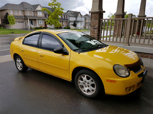 2003 Dodge Neon AS IS