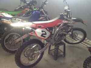 Crf 450 2005 clean