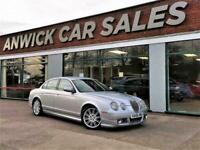 2007 Jaguar S-Type D V6 Sport Saloon Diesel Automatic