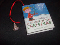 A Charlie Brown Christmas Book by Charles Schulz