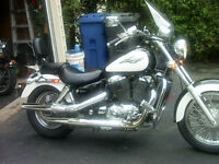 Honda shadow ice 1100cc