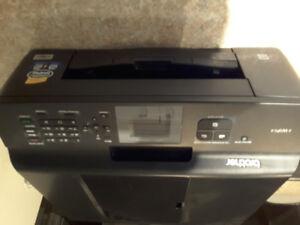 Imprimante et fax