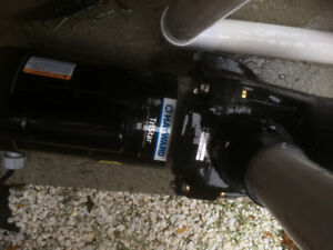 Hayward tri star pool pump