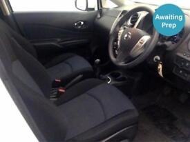 2013 NISSAN NOTE 1.5 dCi Acenta 5dr Mini MPV 5 Seats