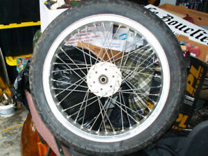 ROUES DE BROCHES GOLDWING  1975  1976  1977