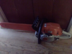 Used Sthil chainsaw $200