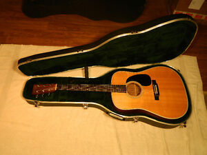 2012 Martin D-28 Mint With Case & Manual