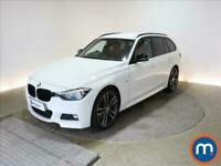 2019 BMW 3 Series 320i M Sport Shadow Edition 5dr Step Auto Estate Petrol Automa