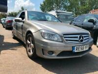 Mercedes CLC runs and drives engine light on 122k brake issue spares or repairs