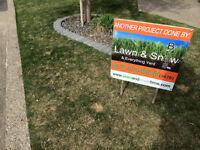 BOOK YOUR WEEKLY MOWING NOW!