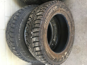 Snow tires Hankook 175/65R14