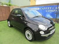 2014 Fiat 500 1.2 Lounge Dualogic 3dr (start/stop)
