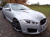 2011 Jaguar XF 5.0 V8 Supercharged XFR 4dr Auto Parking Pack! DAB! FSH! 4 do...