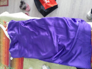 prom dress/bridesmaid dress never worn with tags