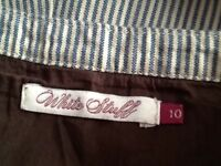White Stuff generous size 10 skirt pristine