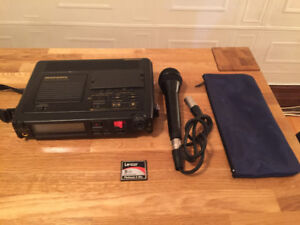 Marantz PMD-670 Portable Recorder/Enregistreuse + Micro et Carte