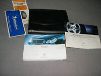 2007 Mercedes c230 owners manual