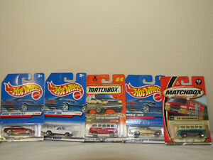 FOR SALE NEW HOT WHEELS CARS AND MATCHBOX
