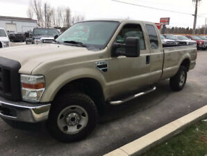 2009 Ford F250 4X4                          PRICE REDUCED !!!!!!