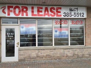 JANE St North of Rutherford. Office Space for Lease- Maple