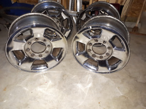 DODGE RAM WHEELS 8  BOLT