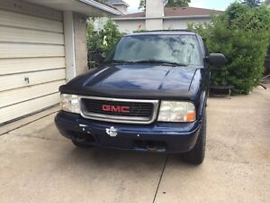 2002 GMC Jimmy