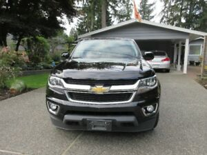 2015 Chevrolet Colorado LT 4WD Crew Cab