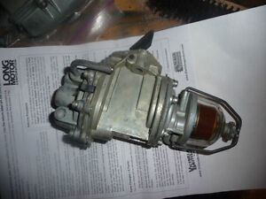 1952 Ford F5 6 Cylinder Fuel/Vacuum Pump-NOS from AC(Ford Truck)