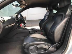 2008 58 reg Audi TT Coupe 2.0 TDI Quattro + Leather
