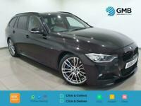 BMW 330 3.0TD Touring Auto d M Sport, FULL SERVICE HISTORY, FREE 12 MONTHS M.O.T