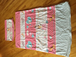 2 Duvet covers for toddler girls