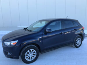 2012 MITSUBISHI RVR ONE YEAR WARRANTY........587-937-4110