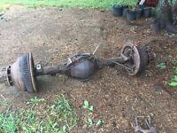 Chevrolet 14 bolt rear end