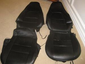 MAZDA MIATA BLACK SEAT SKINS