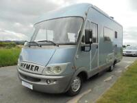 Hymer B544 for sale 4 berth centre dinette