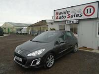 2012 PEUGEOT 308 1.6 ACTIVE - 27,787 MILES - FULL SERVICE HISTORY - LOW MILEAGE