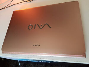 Sony Viao i5 laptop with switchable graphics (gaming)
