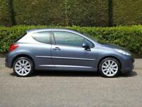 2008 Peugeot 207 1.6 THP GT 3dr