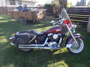 1998 Honda Aero 1100cc motorcycle for sale