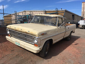 1968 Ford Camper Special F-250 Pickup Truck